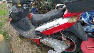 Despiece de Honda Baliex 125cc