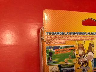 Contenido Ediciones Coleccionista Pokemon 3DS