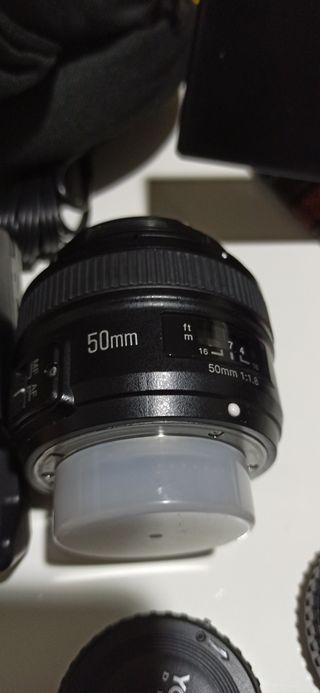 Nikon d5300 nueva