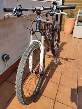 Bici btt Orbea Alma H50 2011