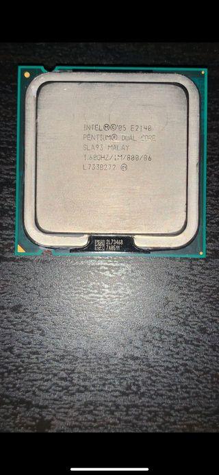 Intel pentium dual-core 1,6 GHz lga775