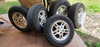 Llantas ruedas Jeep Grand Cherokee Wj Wg