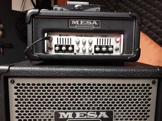 Cabezal bajo Mesa Boogie M pulse 300 walkabout