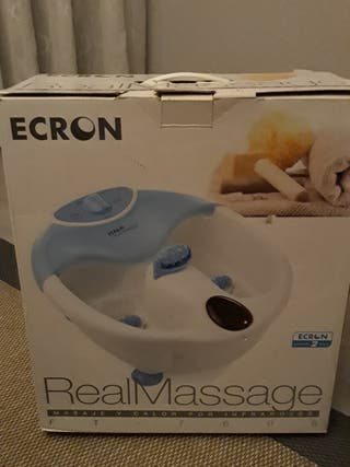 máquina de masajes para pies