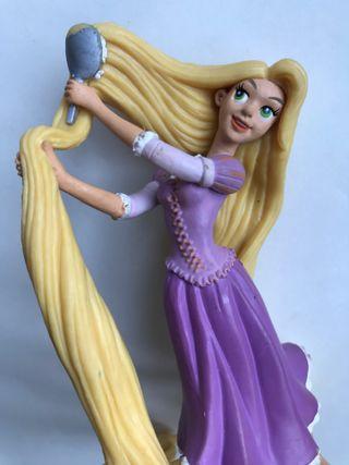 figura pvc Rapunzel Disney Pixar Bullyland