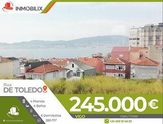 Chalet en venta en Areal Zona Centro en Vigo