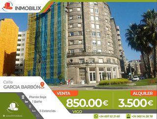 Local comercial en alquiler en Areal Zona Centro en Vigo
