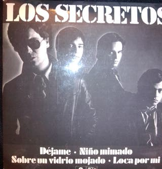 Vinilo los Secretos
