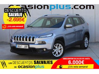 Jeep Cherokee 2.0 CRD Limited 4x2 103 kW (140 CV)