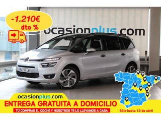 Citroen Grand C4 Picasso BlueHDi 150 Feel EAT6 110 kW (150 CV)