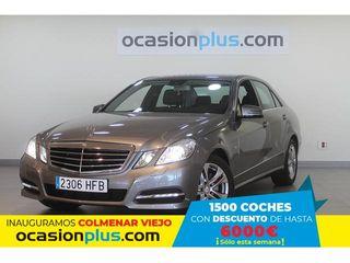 Mercedes-Benz Clase E E 200 CDI BE Avantgarde Edition 100 kW (136 CV)