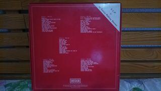 Colección de 5 LPS The Rolling Stones