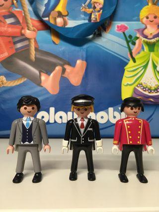 Playmobil lote City boda Victoriano