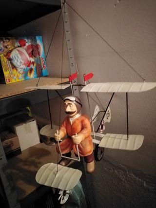 avión decoracion