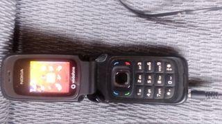 Nokia 6085 negro