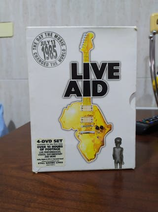 Live Aid 1985 Queen