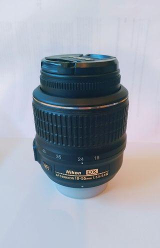 Nikon Nikkor AF-S DX 18-55 mm f:3.5-5.6G VR