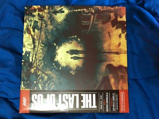 vinilo the last of us