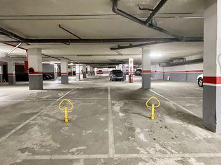 Plazas de aparcamiento en venta