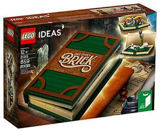 Lego 21315 Ideas Pop-Up Book