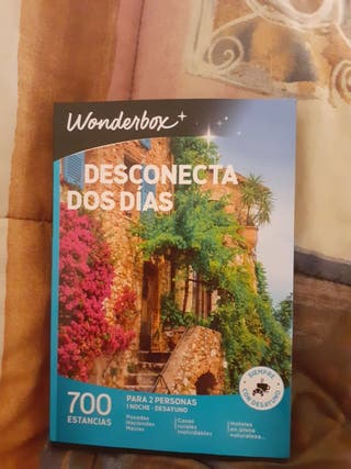 "Wonderbox ""desconecta dos días"""
