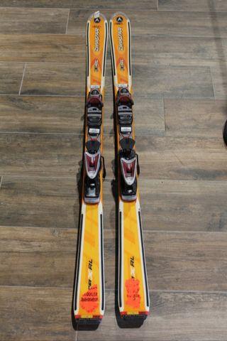 Esquís o Equipo completo