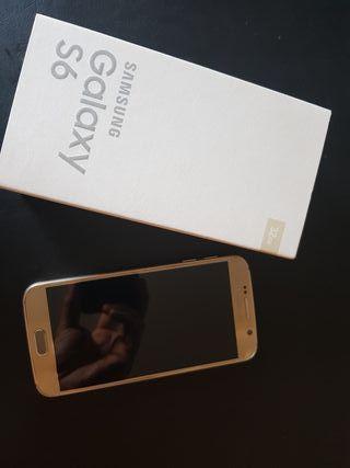Samsumg S6 32 Gb Gold