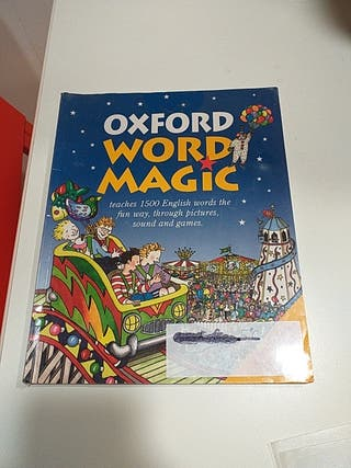 libro Oxford World Magic