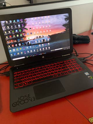 HP Omen 15-ax201ns:
