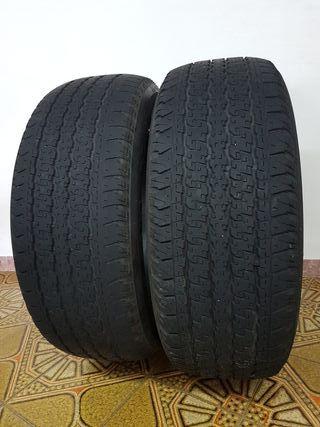 Neumáticos 255/60 R18 108H