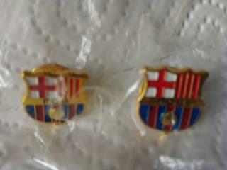 PIN F.C.BARCELONA. 2x5€