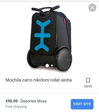 Mochila nikidom