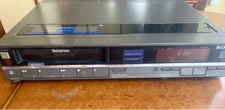 Reproductor Sony Betamax SL-F30E
