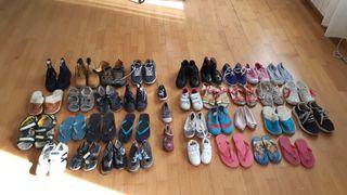 zapatos lote entero