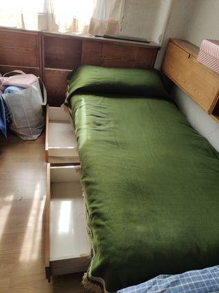 tres camas nido