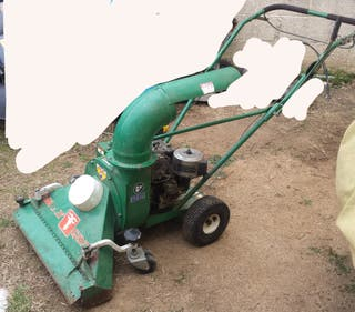 aspirador triturador gasolina
