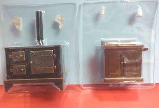 2 piezas Casa de Muñecas por 9,95