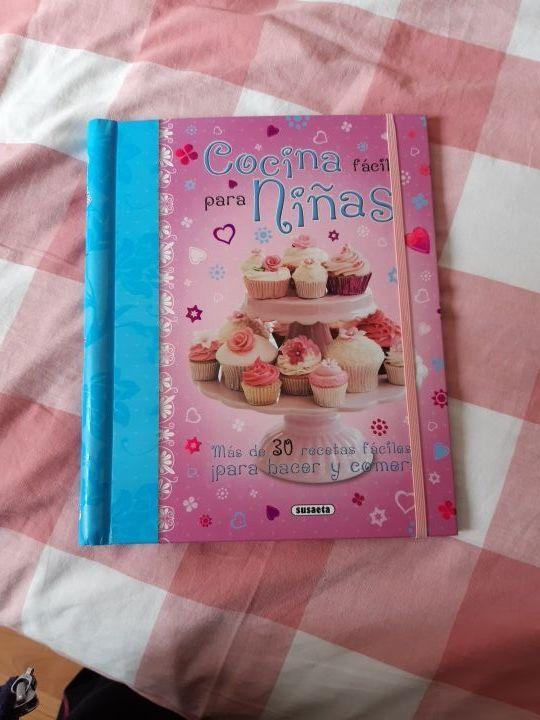 libro de cocina infantil