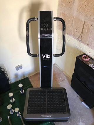 Máquina vibratoria BH