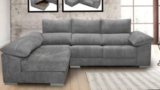 SOFA CHAISLONGUE REVERSIBLE