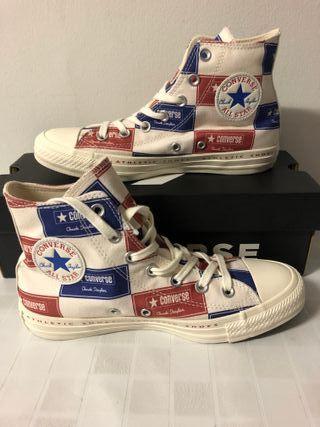 Converse limited edition estampadas