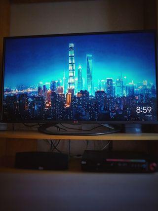 NEGOCIABLE LG SMART TV 3D