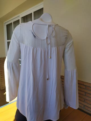 camiseta Dulceida desigual