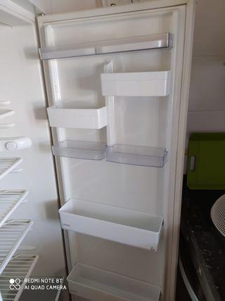 Frigorífico sin congelador