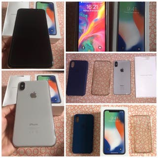 iPhone X 64 Gb como nuevo