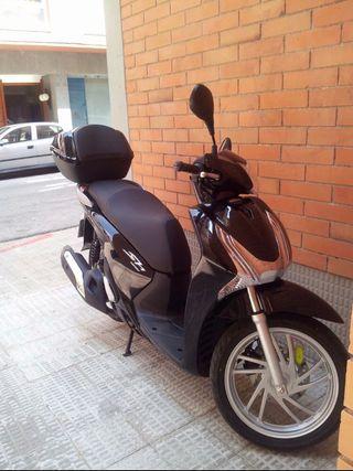 Honda sh125 ABS 2013