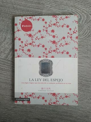 Libro La ley del espejo - Yoshinori Noguchi