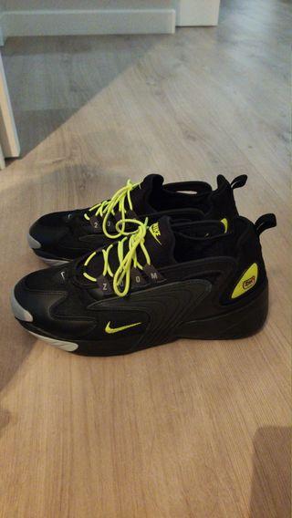 zapatillas Nike Air zoom n44 originales 2 puestas