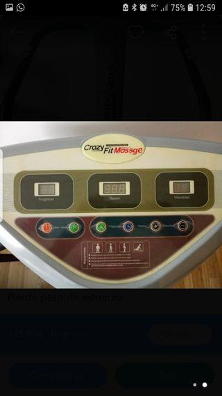 máquina vibratoria