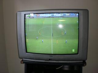 Televisor de 28 pulgadas SABA salón